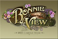 Bonnie View Sepia Design
