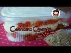 Cachorro quente na Marmita | Super prático | Dika da Naka - YouTube