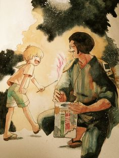 One Piece, Rosinante, Sengoku