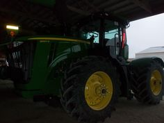 560hp 9560R.From Tri Green Tractor in Flora