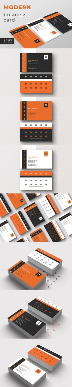 Hope you love it :)!! The perfect modern business card for your business! https://creativemarket.com/…/2748326-Modern-Business-Card-T… #businesscard, #creativebusinesscard #design #business #cards, #graphic