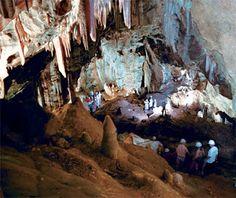 Turismo em SC: Caverna de Botuverá – Brusque
