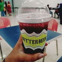The butterbeer.... #harrypottermadness #july31