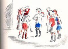 "Wanda Petronski from ""The Hundred Dresses"""
