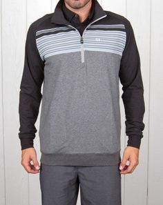 b9105fe41 Willie golf pullover by travis mathew http   www.travismathew.com