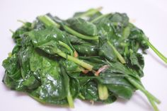 Use Fava Leaves In a Simple Sautee