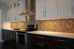 2012 Mid Continent Cabinetry Contest:  Honorable Mention contemporary kitchen cabinets