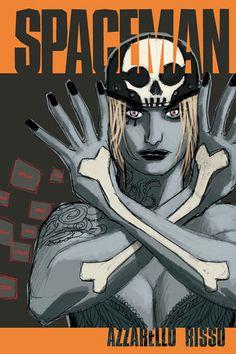 Vertigo Comics - Spaceman #4