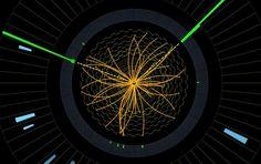 Bosone di Higgs in foto