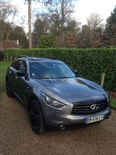 Cool Infiniti 2017: Infiniti QX 70 S... Check more at http://cars24.top/2017/infiniti-2017-infiniti-qx-70-s-2/