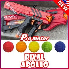Compatible with Rival Nerf Apollo Zeus Dart. Great for approach shot and full shot practice. Ben 10 Action Figures, Nerf Games, Nerf Gun, Apollo, Fun Stuff, Robot, Bullet, Lego, Guns