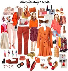 Coral color. An inspiring color...