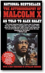 The Autobiography of Malcolm X, Alex Haley