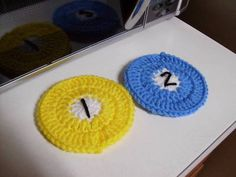 1000 images about crochet coasters on pinterest crochet for Thread pool design pattern