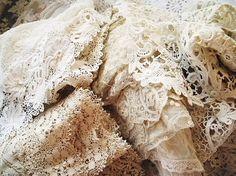 vintage lace ♥♥