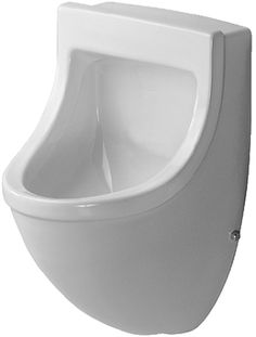 """Looking for great deals on """"Duravit 08213500001 Urinals""""? Compare prices from the top online plumbing retailers. Save big when purchasing Duravit Urinals. Philippe Starck, Duravit, Family Bathroom, Small Bathroom, Classic Toilets, Bad Inspiration, Define Dream, Vertical Or Horizontal, Dream Bathrooms"""