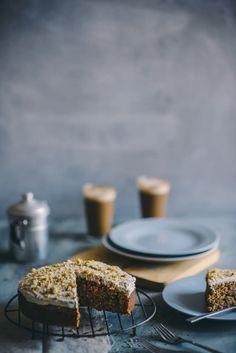 Spelt Flour Carrot Cake   Souvlaki For The Soul