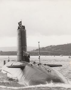 From the Depths: 8 of the Most Daring Submarine Missions of the 20th Century