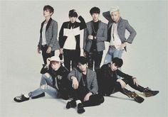BTS Retro Photo Wall Posters
