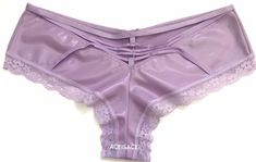 3fb28831730e $16.50---NWT*Victoria's Secret Very Sexy Cage-Back Cheeky Panty-PURPLE  (ESW)-M/M #VictoriaSecret #VERYSEXYCHEEKY #GlamourEveryday