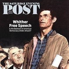 March/April 2015 cover of The Saturday Evening Post; illustration by Norman Rockwell (© SEPS)