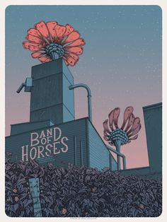 Band of Horses - Neal Williams - 2016 ----