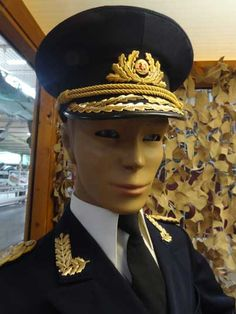 Admiral of the Volksmarine (GDR navy) uniform, Admiral was the highest rank of the East German Navy