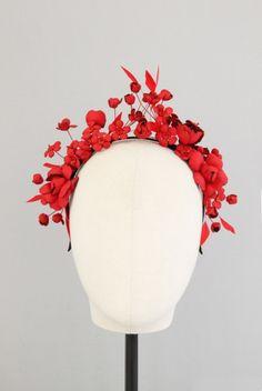 Botanique Crown | Reny Kestel Millinery