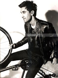 Ranbir Kapoor born 28 September 1982 is the son of actors Rishi Kapoor and Neetu Singh, and the grandson of actor-director Raj Kapoor. Ranbir Kapoor Reloaded on GQ magazine Fashion Illustration Poses, Neetu Singh, Rishi Kapoor, Bollywood Stars, Bollywood Fashion, Celebrity Photographers, Actress Pics, Gq Magazine, Cute Actors