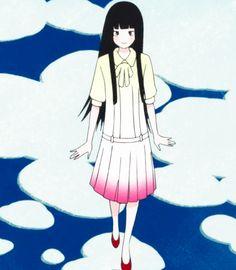 I love games and anime. Anim Gif, Manga Anime, Anime Art, Awkward Girl, Steven Universe Wallpaper, Lovely Complex, Gekkan Shoujo Nozaki Kun, Kimi Ni Todoke, Character Aesthetic