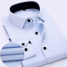 Desigual Free Shipping Mens Dress Shirts Double Collar Casual Slim Fit Long Sleeve Shirt Men Twill Turn-down Collar XXXL Clothes