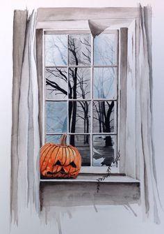 Halloween Past   Patrushka