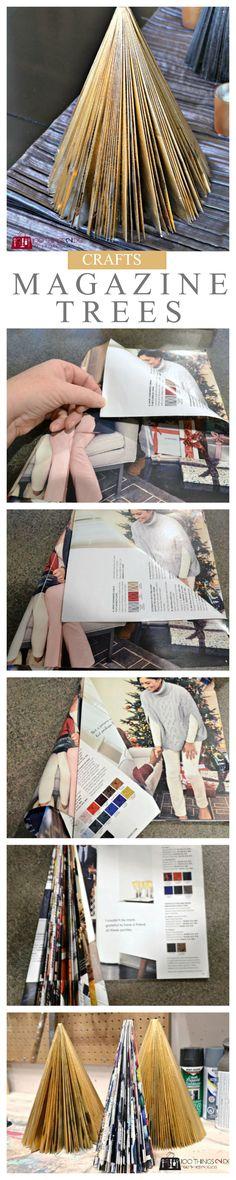 Magazine trees P
