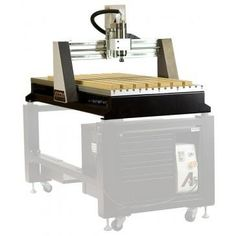 Axiom AutoRoute 8 Pro+ CNC A truly industrial-quality CNC with a 3-HP liquid-cooled spindle, and 24'' x 48'' of capacity! NEW - 4-AXIS CONTROLLER INCLUDED.