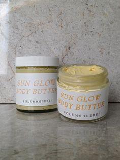Sun Glow Body Butter