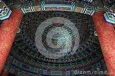 汉语北京,天坛的建筑
