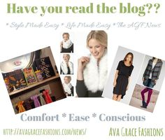 I LOVE to help people live the EASY life!  Style Made Easy  Life Made Easy Read the latest blog posts on avagracefashions.com under the NEWS tab! - - - - #news #instabossmob #instantbossclub #sweetspotstylesistas #blog #blogger #bloggers  #fashion #style #styleblog #fashionblogger #personalstyle #ShopEville #AvaGraceFashions #ShopAvaGrace #boutique #ShopBoutique #smallbiz #shopsmall #onlineshopping #boutiqueshopping #lifemadeeasy #stylemadeeasy #letmehelp