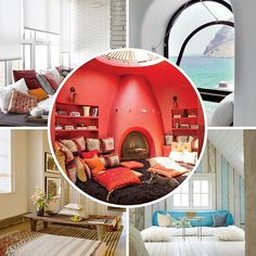45 Inspiring Meditation Spaces #howtotips #meditationspaces #pilows