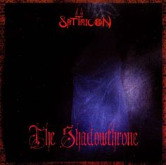 The Shadowthrone  September 12, 1994