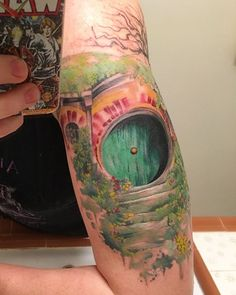 Hobbit Tattoo, Tolkien Tattoo, Lotr Tattoo, I Tattoo, Ring Tattoos, New Tattoos, Sleeve Tattoos, Cool Tattoos, Tatoos