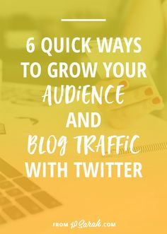 Twitter  the one social media platform where its completely acceptable to post non-stop literally all day long. If your Twitter audience is growing at a snails pace and your traffic is no better off then this post is for you! Click to step-up your stra