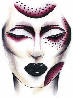 "How-to: The ""Underworld Beauty"" look for Halloween: http://beautyeditor.ca/2012/10/30/how-to-the-underworld-beauty-look-for-halloween/"