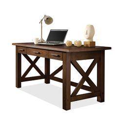 Home Gallery Furniture for Rustic, Windridge Writing Desk