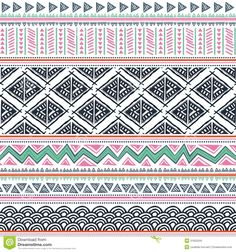 african tribal patterns - Google Search