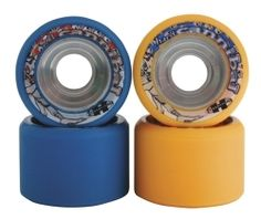 Hyper Cannibal quad speed skate wheels are perfect for freshly coated floors & can handle the demands of seasoned skaters with aluminum hubs. Speed Roller Skates, Inline Speed Skates, Roller Skate Wheels, Roller Derby Skates, Roller Skating, Pro Skaters, Inline Skating, Quad, Stuff To Buy