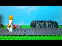 Lego Bible Story: The Good Samaritan - you tube has many versions of different stories! Kids Sunday School Lessons, Sunday School Activities, Sunday School Crafts, Religion Activities, Bible Activities, Bible Story Crafts, Bible Stories, Lego Bible, Bible Study For Kids