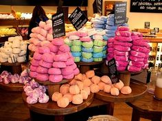 7 LUSH Products to Try (before I buy the entire store)