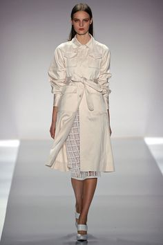 Jill Stuart Spring 2013 Ready-to-Wear Fashion Show - Tilda Lindstam