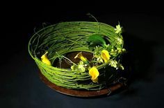 Design and Nature - Bound and Tied - Bart Hassam Floral Design - Interflora Australian Florist of the Year 2013 | Facebook