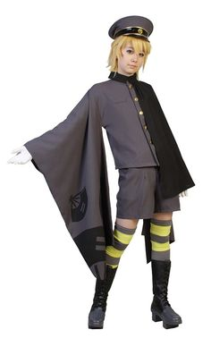 Milica Books VOCALOID Senbon Zakura Kagamine Len Cosplay Costume Size M ** Be sure to check out this awesome product.
